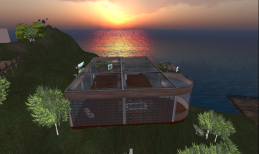 sunset_library